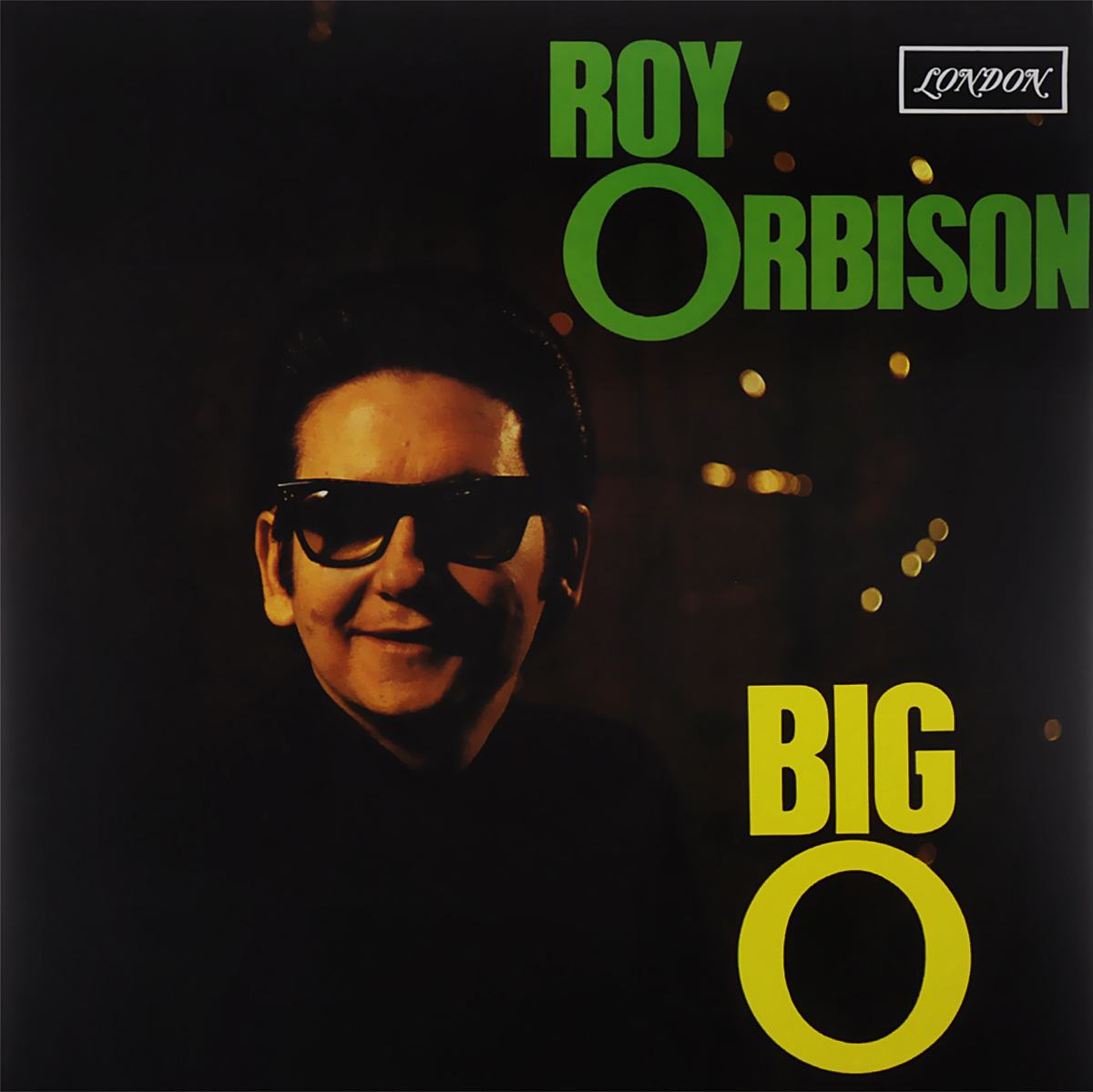 Рой Орбисон Roy Orbison. Big O (LP) рой орбисон хэнк уильямс старший roy orbison the mgm years 13 cd