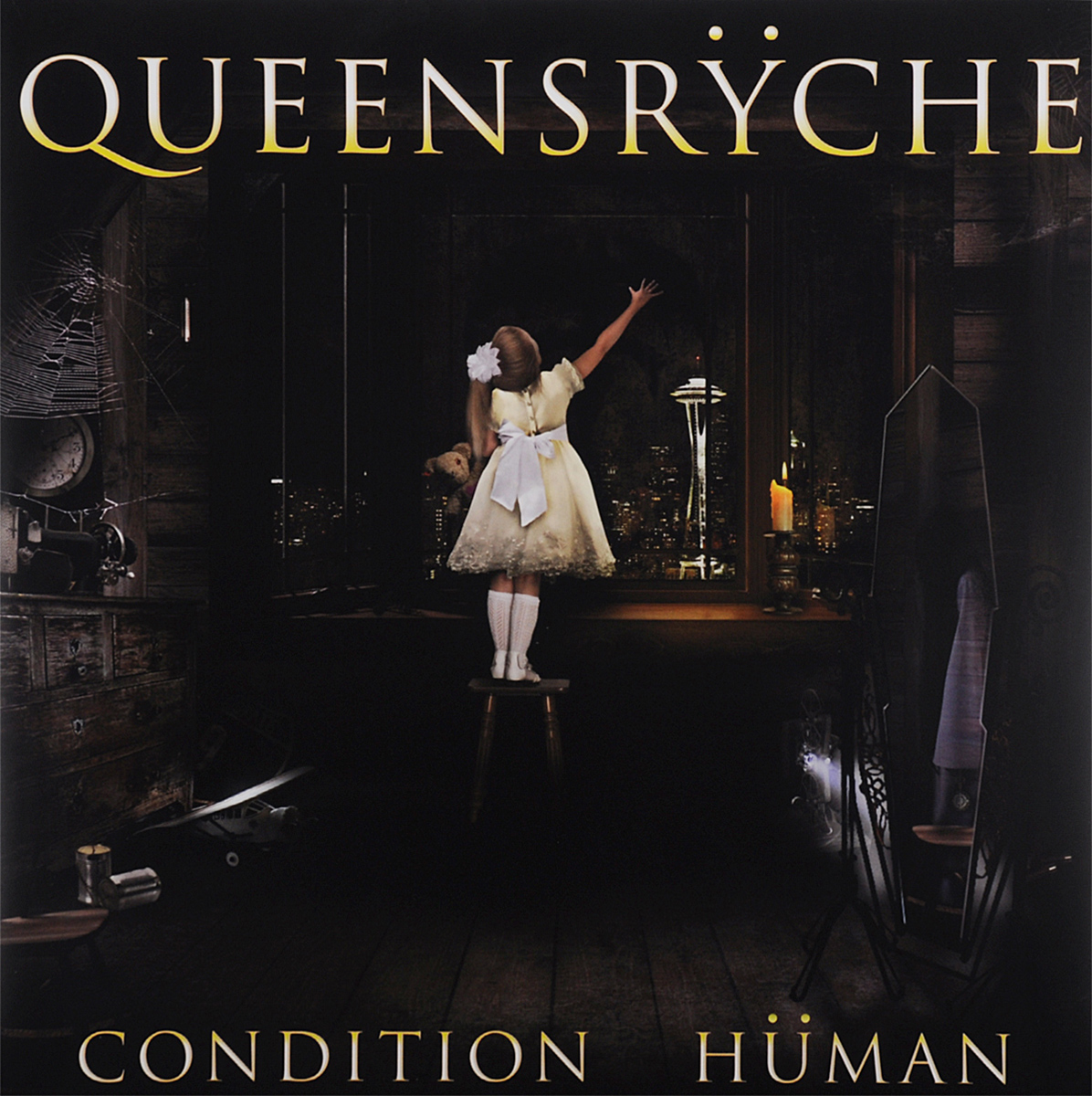 Queensryche Queensryche. Condition Human (2 LP)