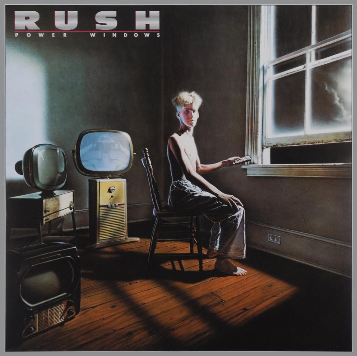 Rush Rush. Power Windows (LP) rush rush power windows lp