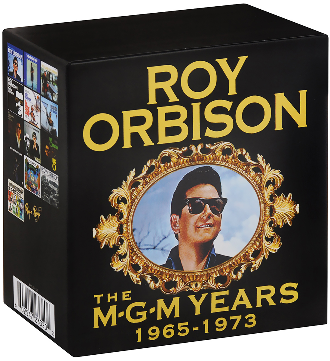 Рой Орбисон,Хэнк Уильямс-старший Roy Orbison. The MGM Years (13 CD) рой орбисон хэнк уильямс старший roy orbison the mgm years 13 cd