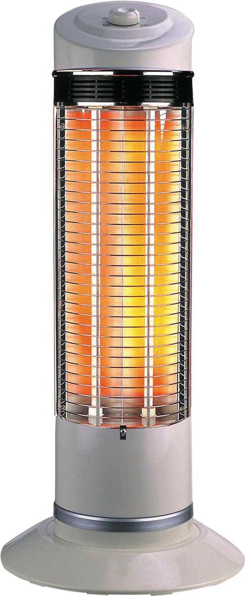 Zenet ZET-511, White карбоновый обогреватель (QH-1200) инфракрасный обогреватель zenet zet 513 мощность 600 1200 вт s 40 м вращение 90°