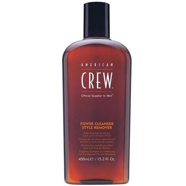 American Crew Шампунь для ежедневного ухода, очищающий волосы от укладочных средств Classic Power Cleanser Style Remover 450 мл