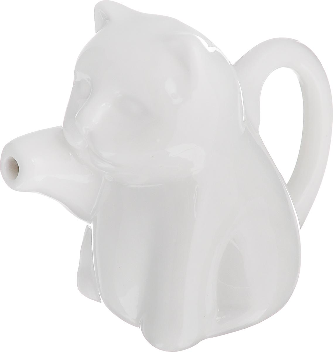 "Молочник Walmer ""Саt"", цвет: белый, 60 мл"