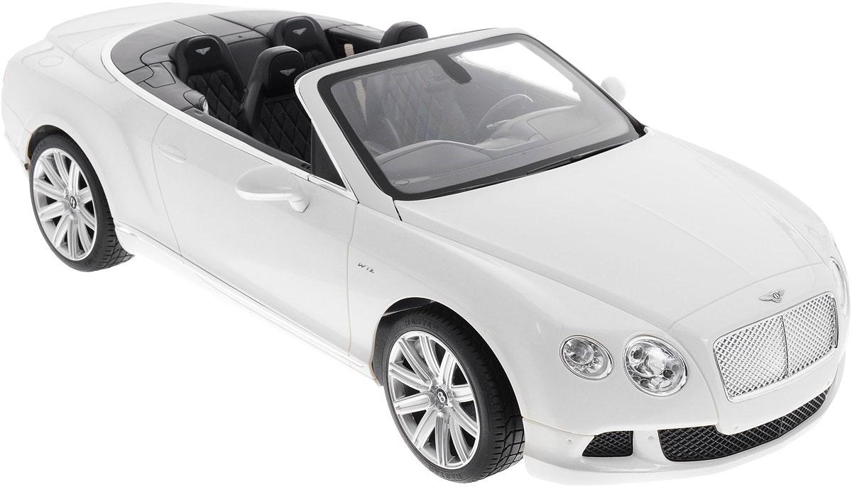 Rastar Радиоуправляемая модель Bentley Continetal GT rastar радиоуправляемая модель bentley continental gt3