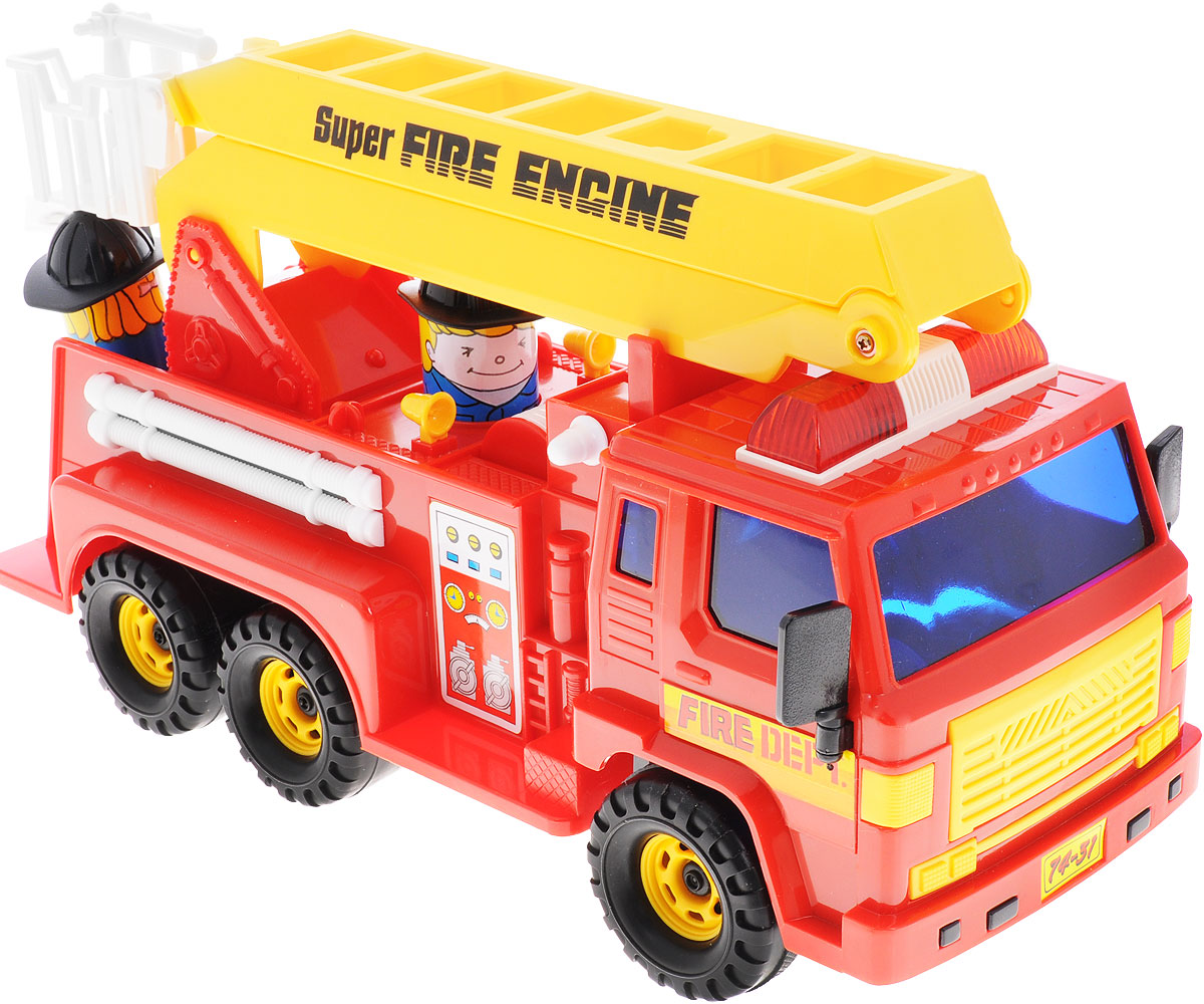 цена на Daesung Пожарная машина 404