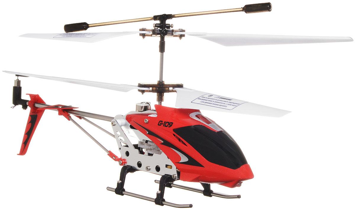 Фото - 1TOY Вертолет на радиоуправлении Gyro-109 игрушка 1toy gyro 109 вертолет с гироскопом т52819