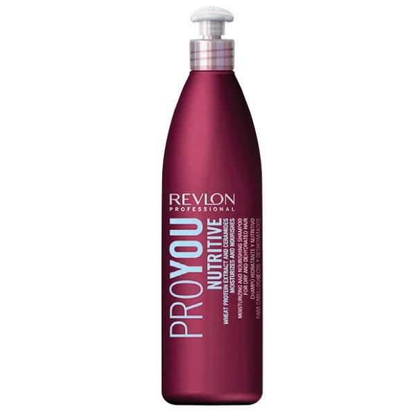 Revlon Professional Pro You Шампунь для волос увлажняющий и питательный Nutritive Shampoo 350 мл revlon professional pro you texture liss hair средство для выпрямления волос 350 мл