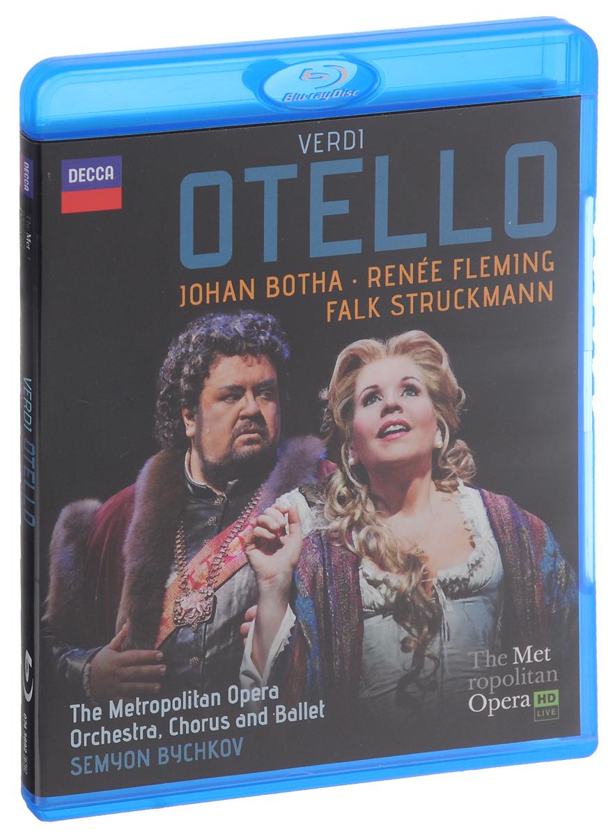 Semyon Bychkov: Giuseppe Verdi: Otello (Blu-ray) цена