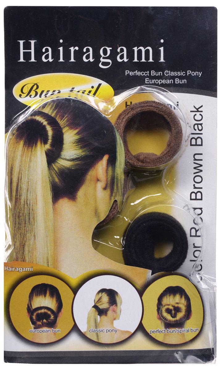 Заколка для волос Anna Belle Cosmetic заколка hairagami хеагами одинарная цвет черный розовый