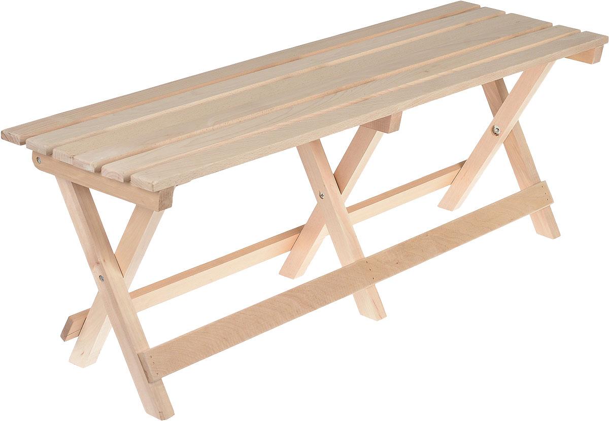 Скамья складная Счастливый дачник, 100 см х 31,5 см77333Скамья Счастливый дачник - это незаменимый предмет на даче для приятного времяпрепровождения. Скамья выполнена из дерева (ольха), легко складывается и компактна при хранении. Такая скамья прекрасно подойдет для комфортного отдыха на даче. Характеристики: Размер скамьи (в собранном виде): 100 см х 31,5 см х 36 см. Размер скамьи (в разобранном виде): 100 см х 40 см х 6,5 см. Материал: дерево. Размер упаковки: 100 см х 7 см х 40 см. Производитель: Россия. Артикул: ССС. Рекомендуем!