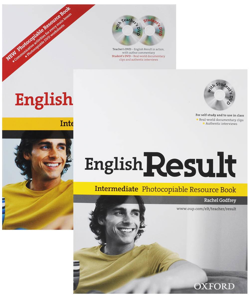 English Result: Level B12 (+ 2 DVD-ROM) (комплект из 2 книг) close up b1 student s book dvd rom