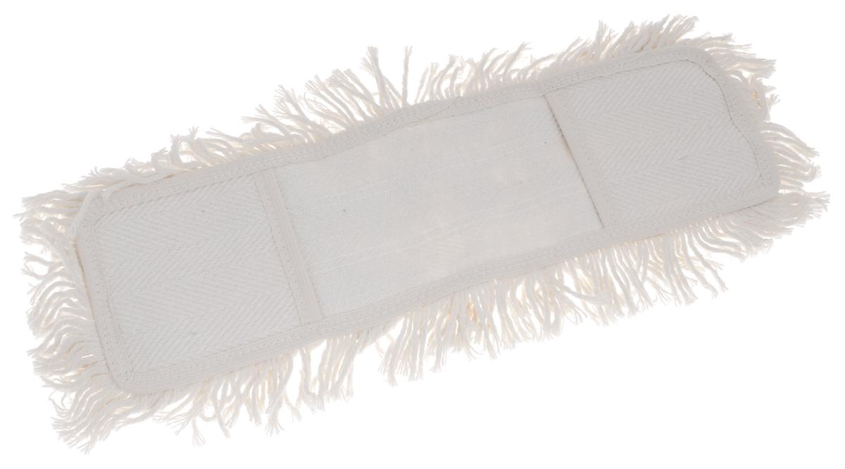 Сменная насадка для швабры Apex Maxi Cotone, цвет: белый, 40 см насадка сменная apex girello eco для швабры цвет белый