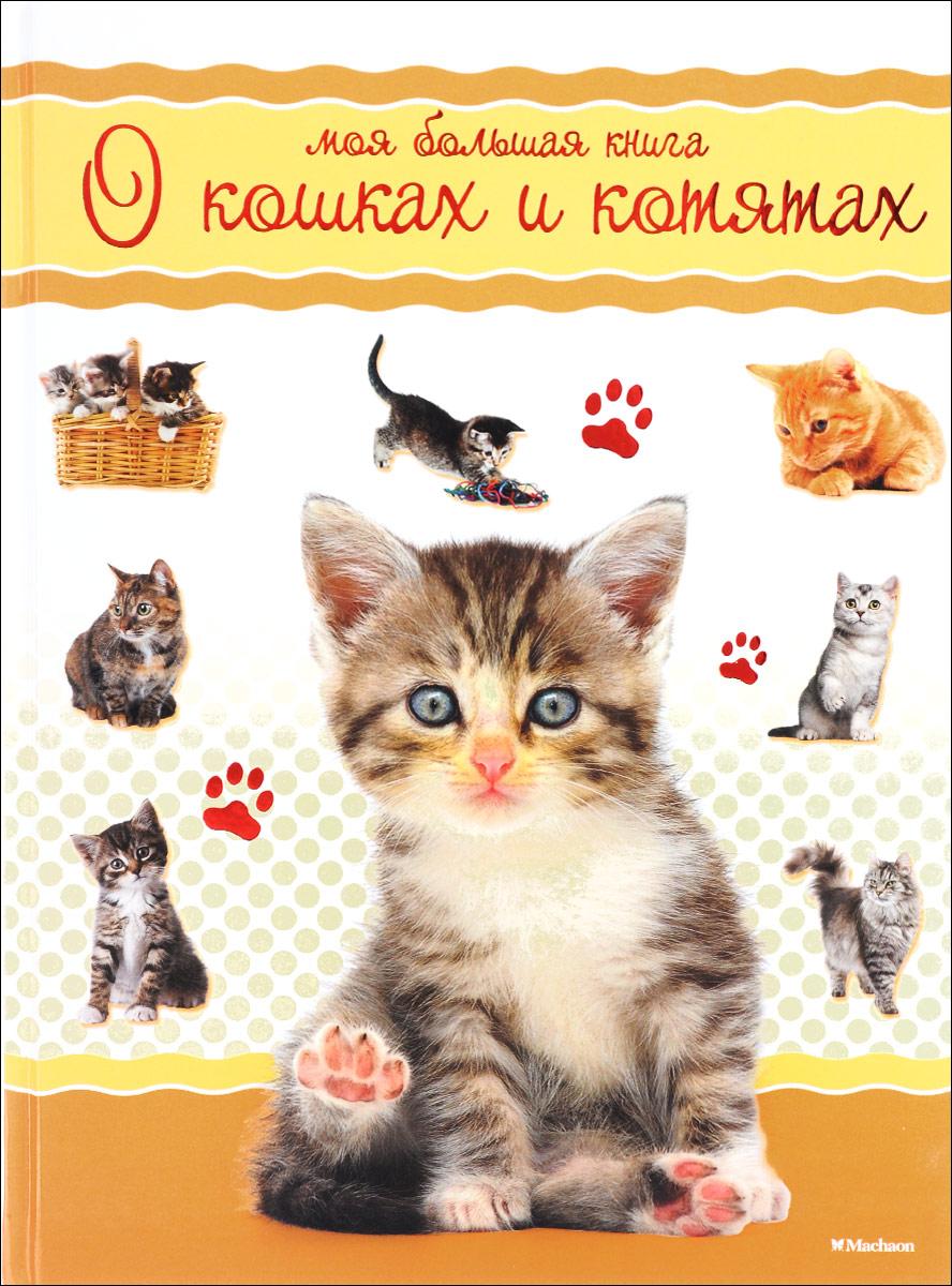 Куйе Н. Моя большая книга о кошках и котятах