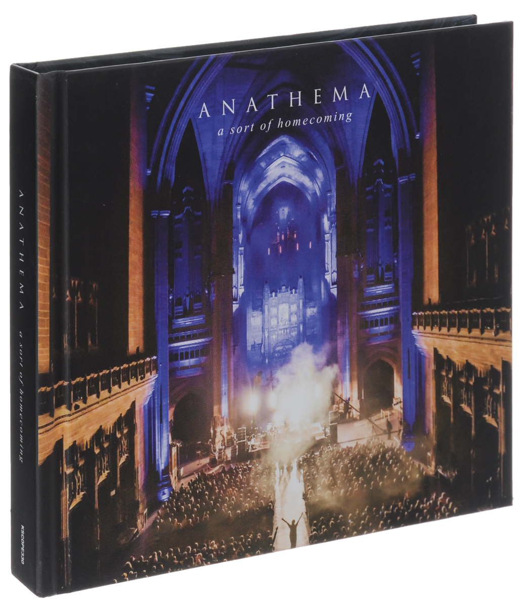 Anathema Anathema. A Sort of Homecoming (2 CD + DVD) цена
