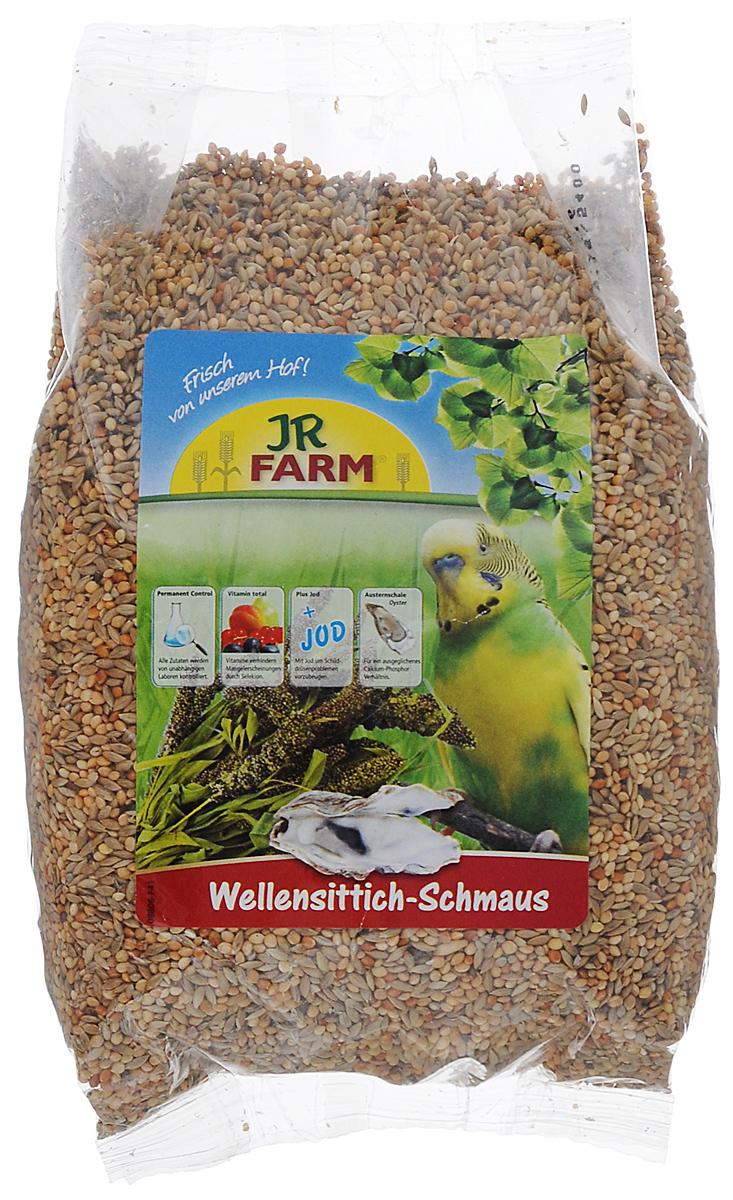 Корм для волнистых попугаев JR Farm
