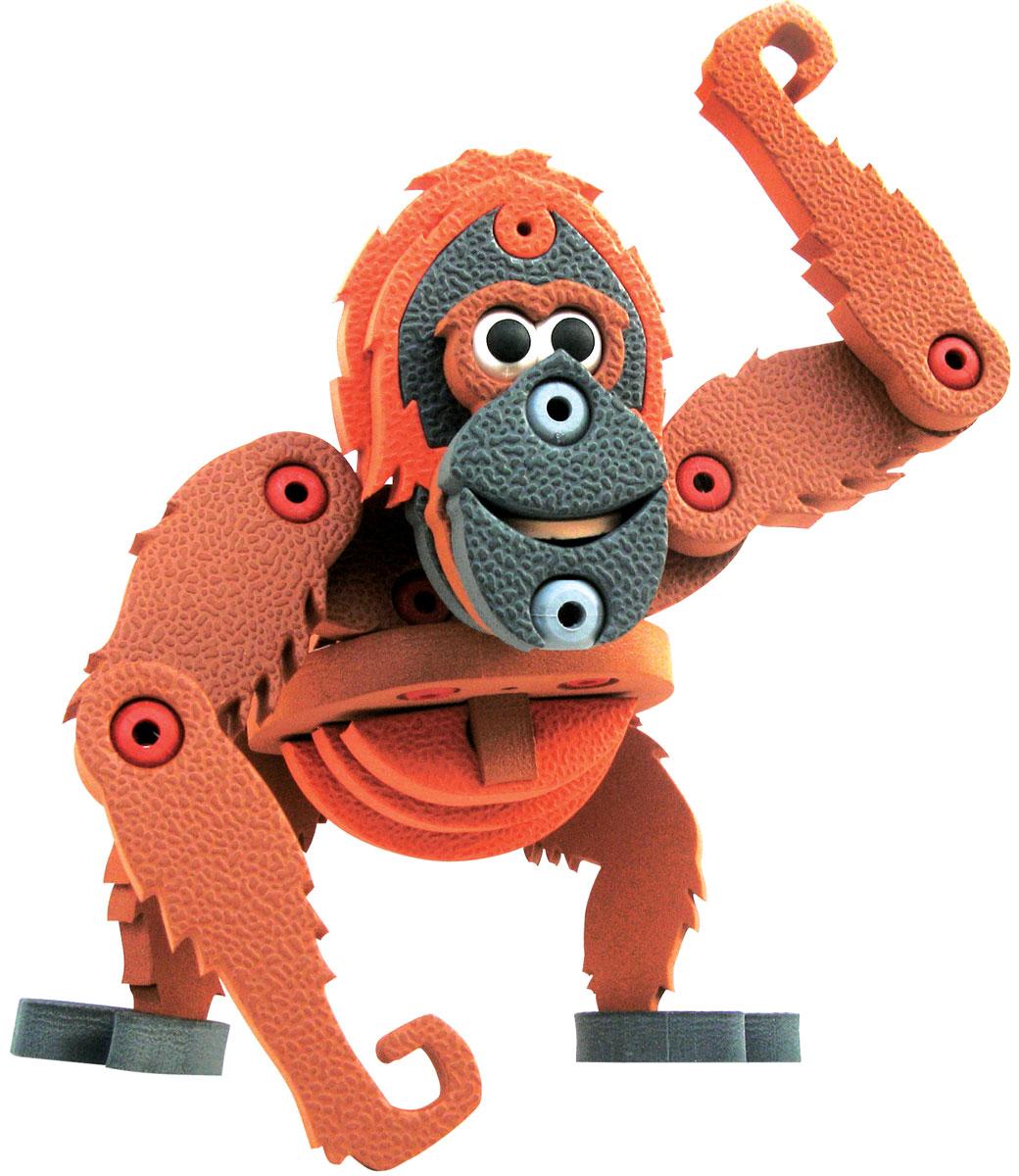 Bebelot 3D мягкий конструктор Орангутанг