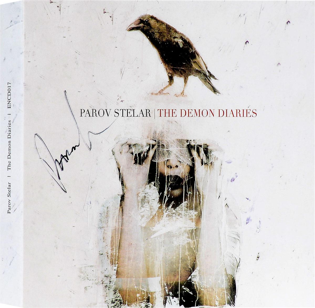 лучшая цена Parov Stelar Parov Stelar. The Demon Diaries. С автографом (2 CD)