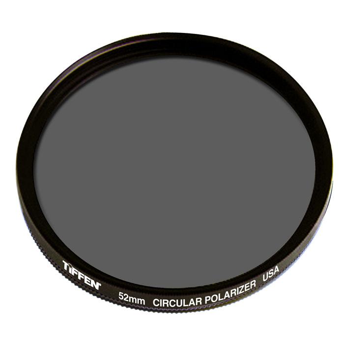 Светофильтр поляризационный Tiffen Circular Polarizer Filter (52 мм)