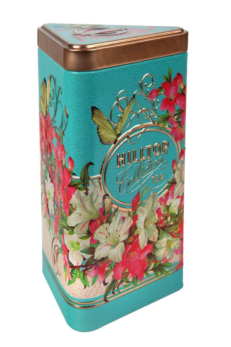 Hilltop Букет лилий зеленый листовой чай, 80 г