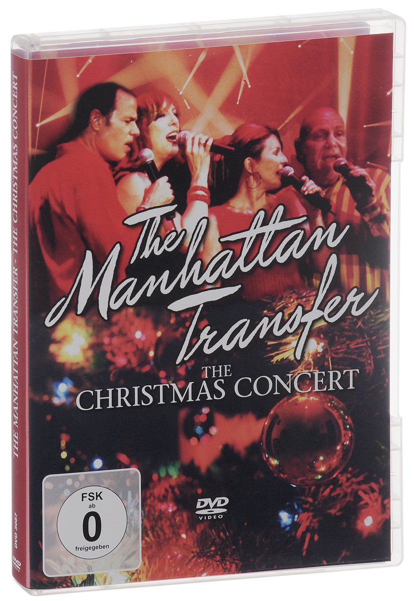 цена The Manhattan Transfer: The Christmas Concert онлайн в 2017 году