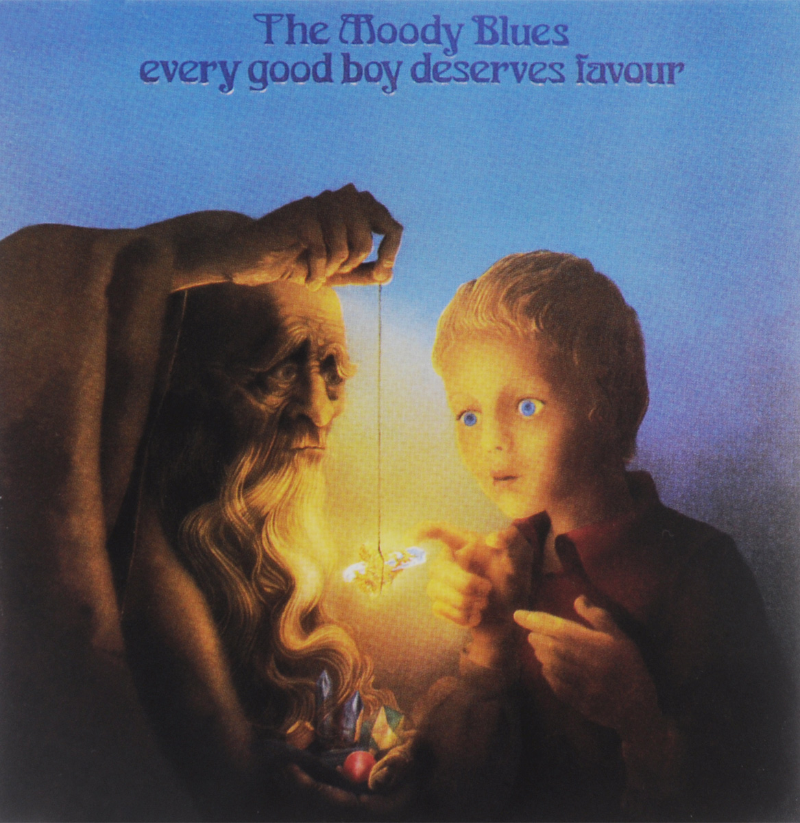 The Moody Blues The Moody Blues Every Good Boy Deserves Favour