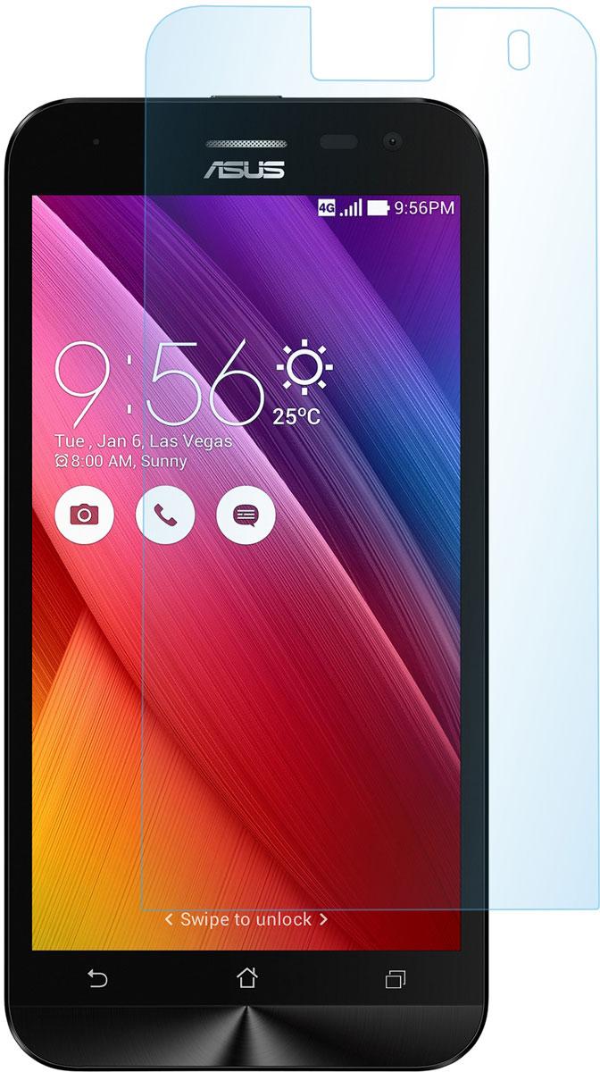 Skinbox защитное стекло для Asus Zenfone Selfie ZD551KL, глянцевое