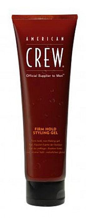 цена на American Crew Гель для волос сильной фиксации Classic Firm Hold Styling Gel 250 мл
