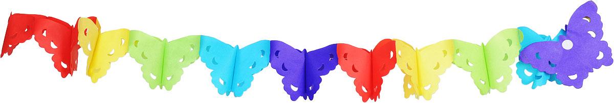 Action! Гирлянда праздничная Бабочки гирлянда праздничная бабочки 4 метра
