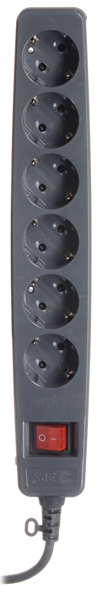 ЭРА SF-6es-2m-B сетевой фильтр цена
