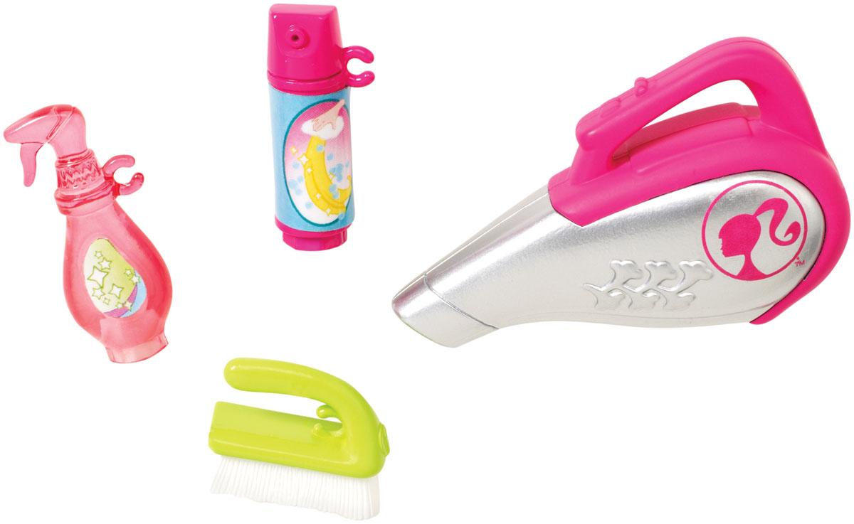 4baf20029 Barbie Мини-набор для декора Уборка — купить в интернет-магазине OZON с  быстрой доставкой