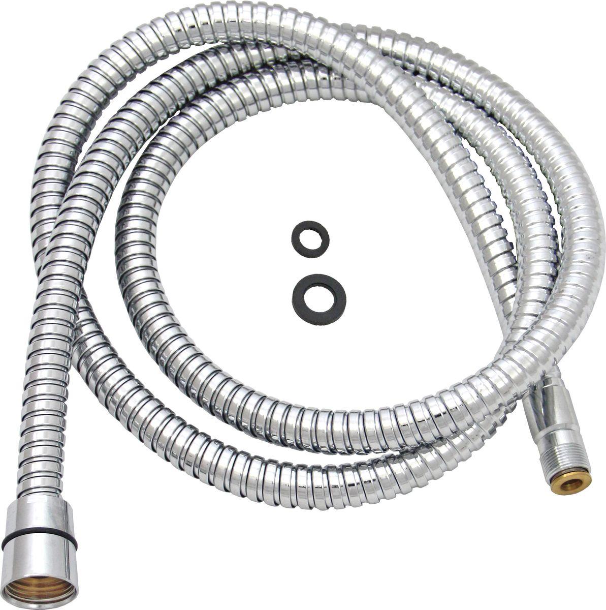 Шланг для смесителя Argo Jamaica-Metall, с вытяжной лейкой, М15x1 х 1/2, 150 см цена