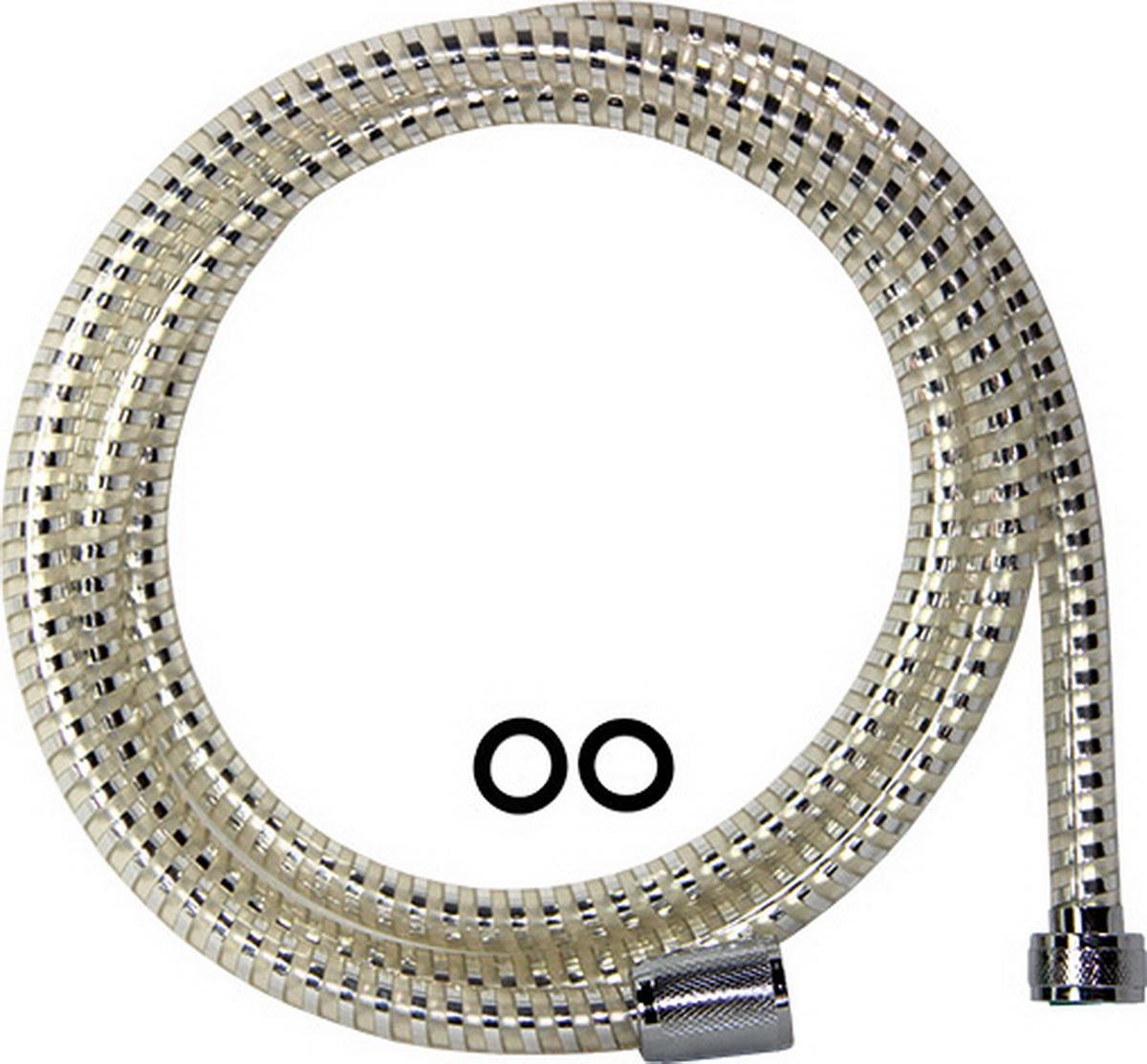 Шланг для душа Argo PVC Еspiroflex TRANSPARENTE, 1/2, 175 см шланг для душа argo eur s eco