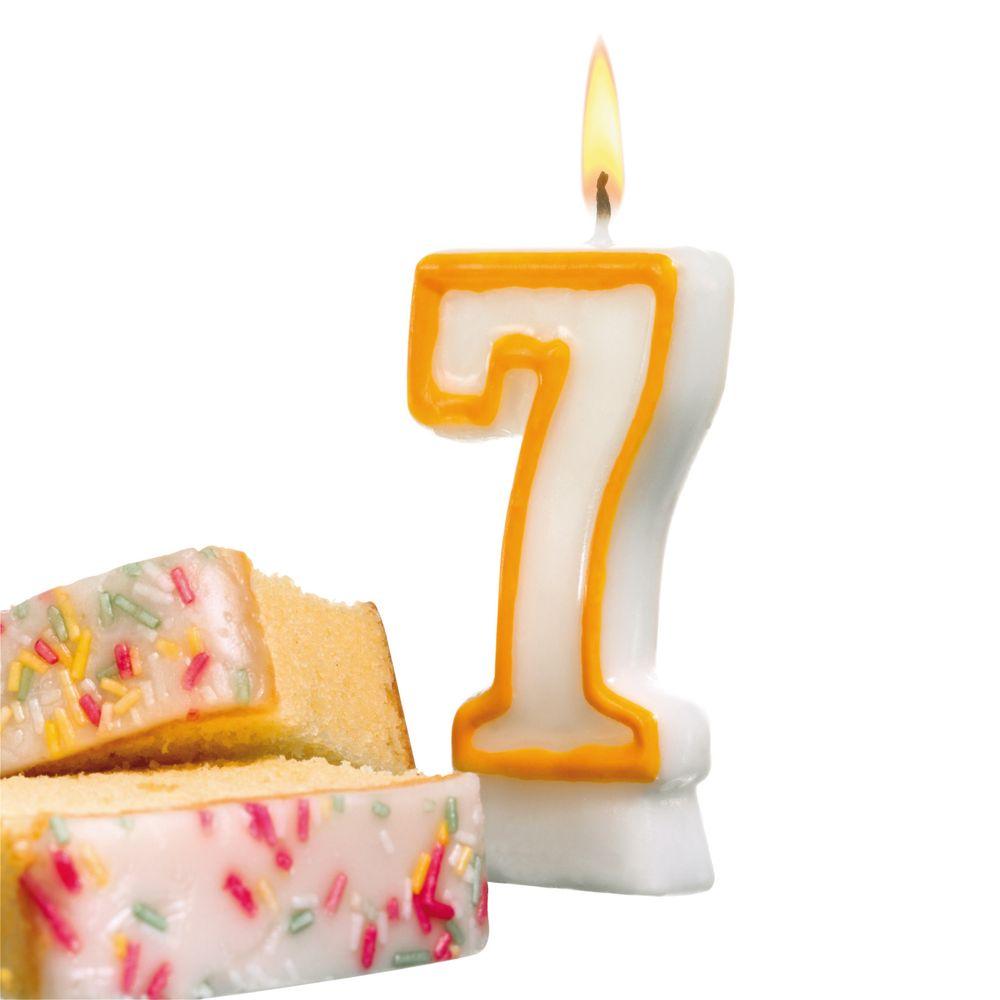 торт со свечкой цифрой картинки