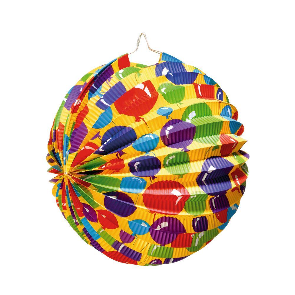 Susy Card Украшение для интерьера Фонарик-шарик 25 см