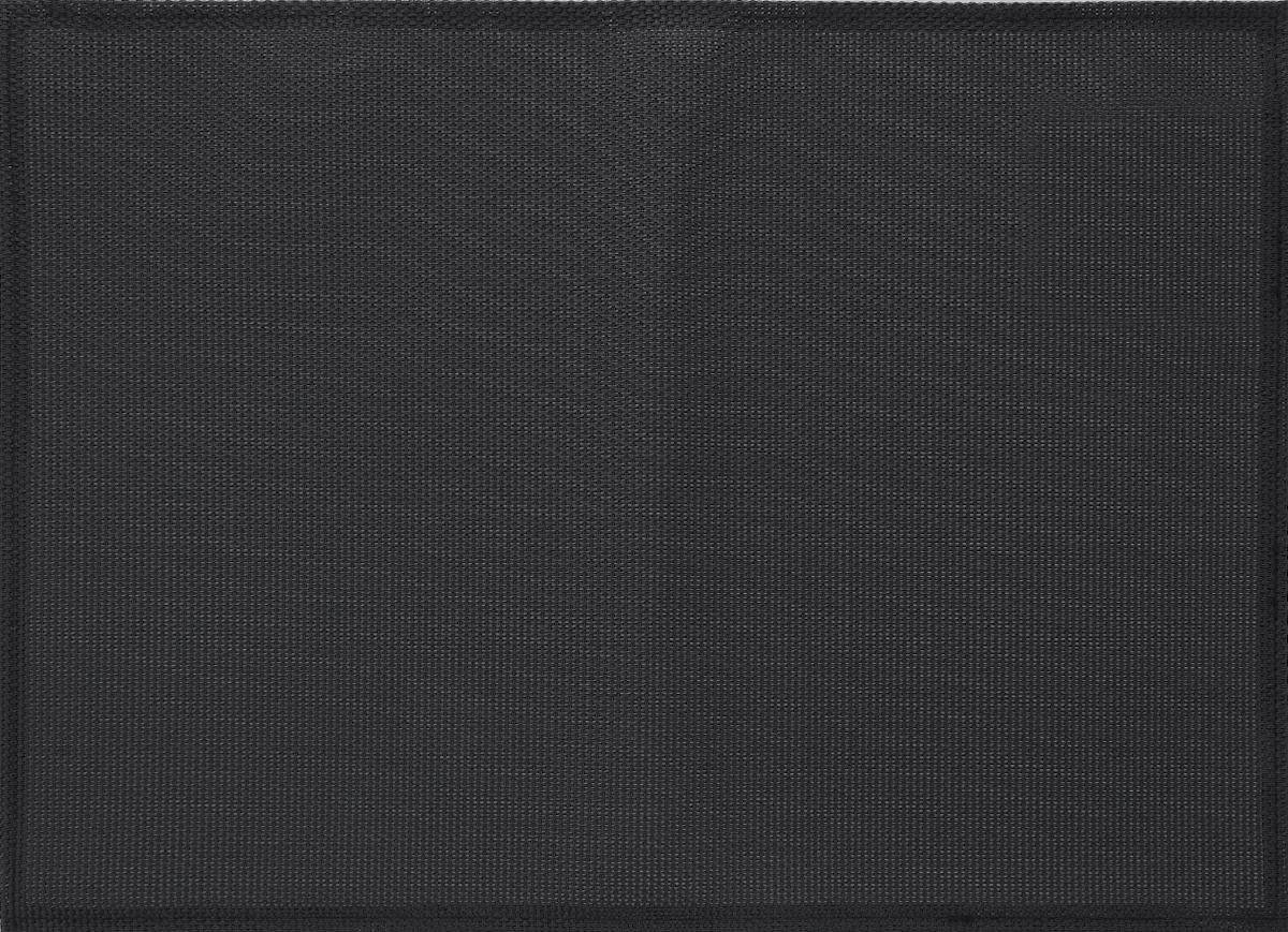 Салфетка сервировочная Tescoma Flair, цвет: черный, 45 х 32 см sans tabù салфетка под приборы
