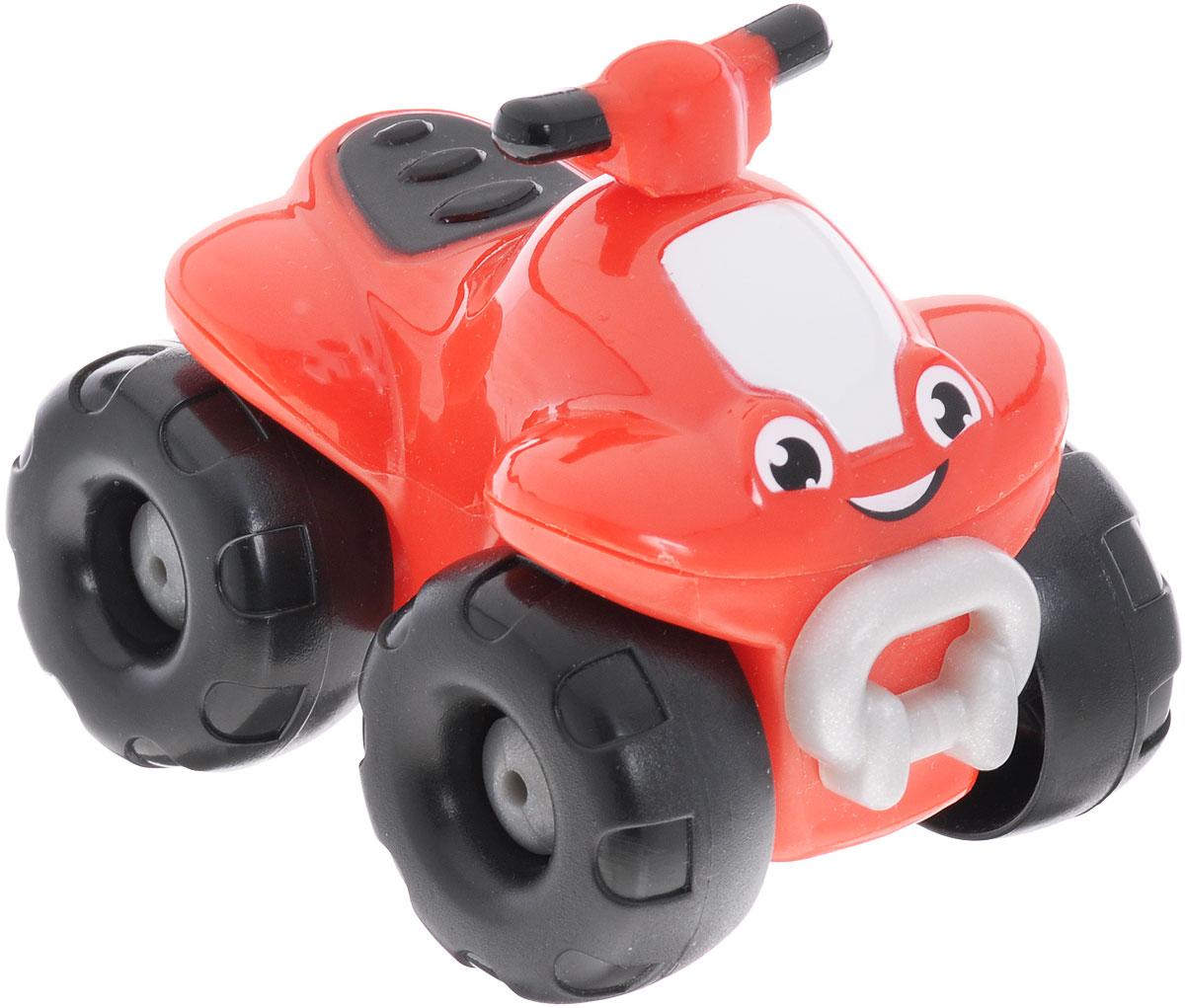 Smoby Квадроцикл Vroom Planet smoby пожарный грузовик vroom planet smoby