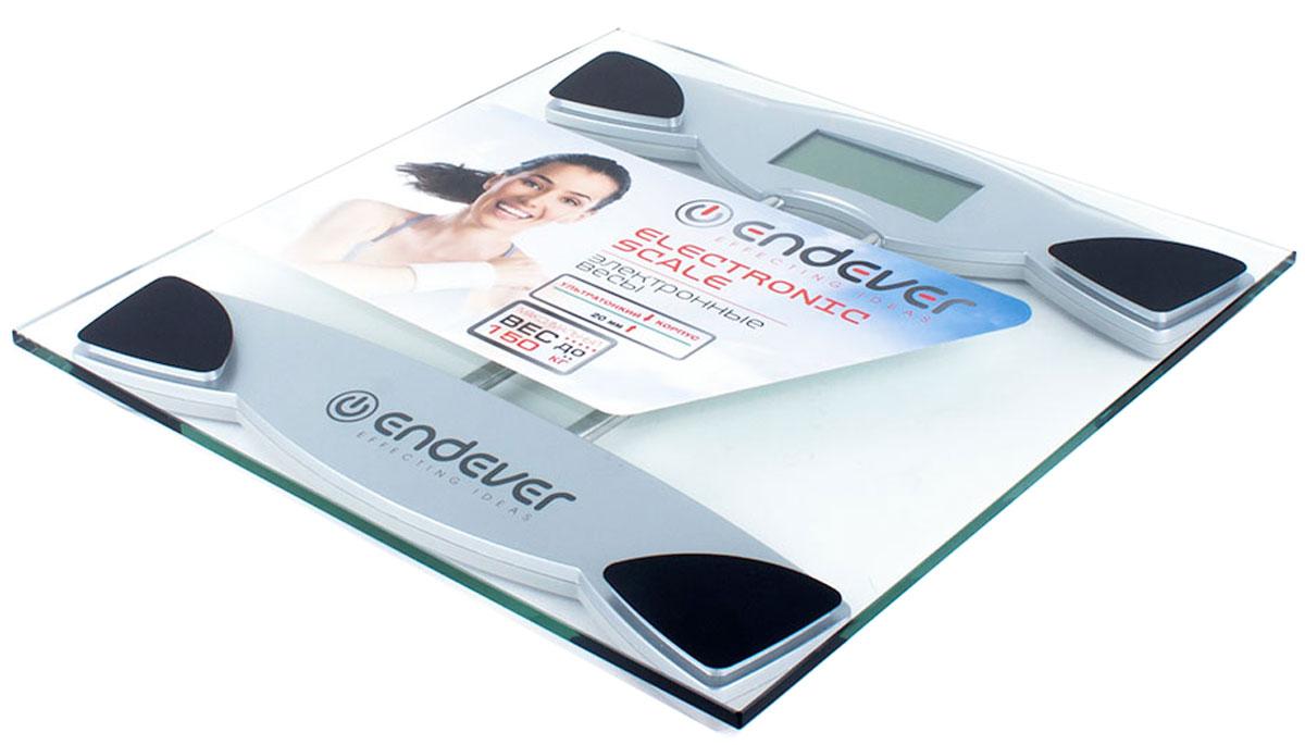 Напольные весы Endever FS-545 напольные весы endever fs 540