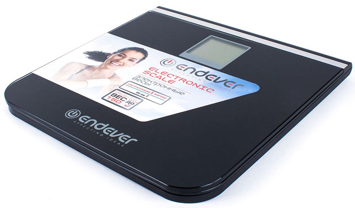 Напольные весы Endever FS-540 напольные весы endever fs 540