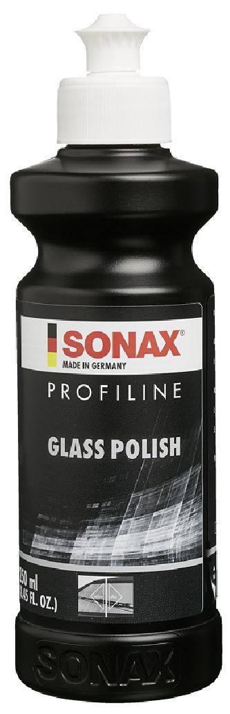 Полироль для стекла Sonax, 250 мл очиститель полироль sonax для пластика с ароматом лимона 400 мл