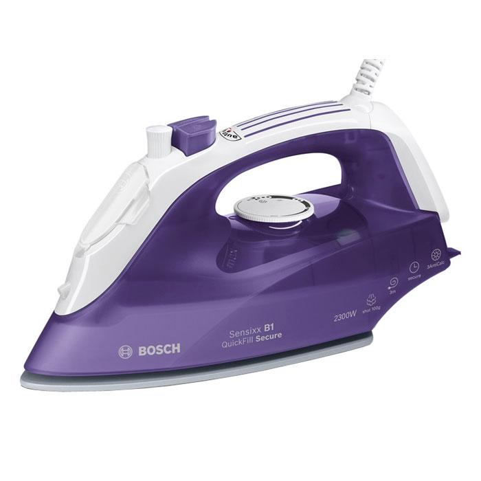 Утюг Bosch TDA2680, Purple White