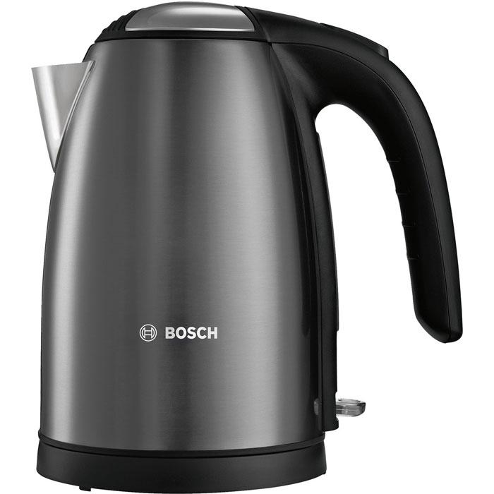 Электрический чайник Bosch TWK7805, Black цены онлайн