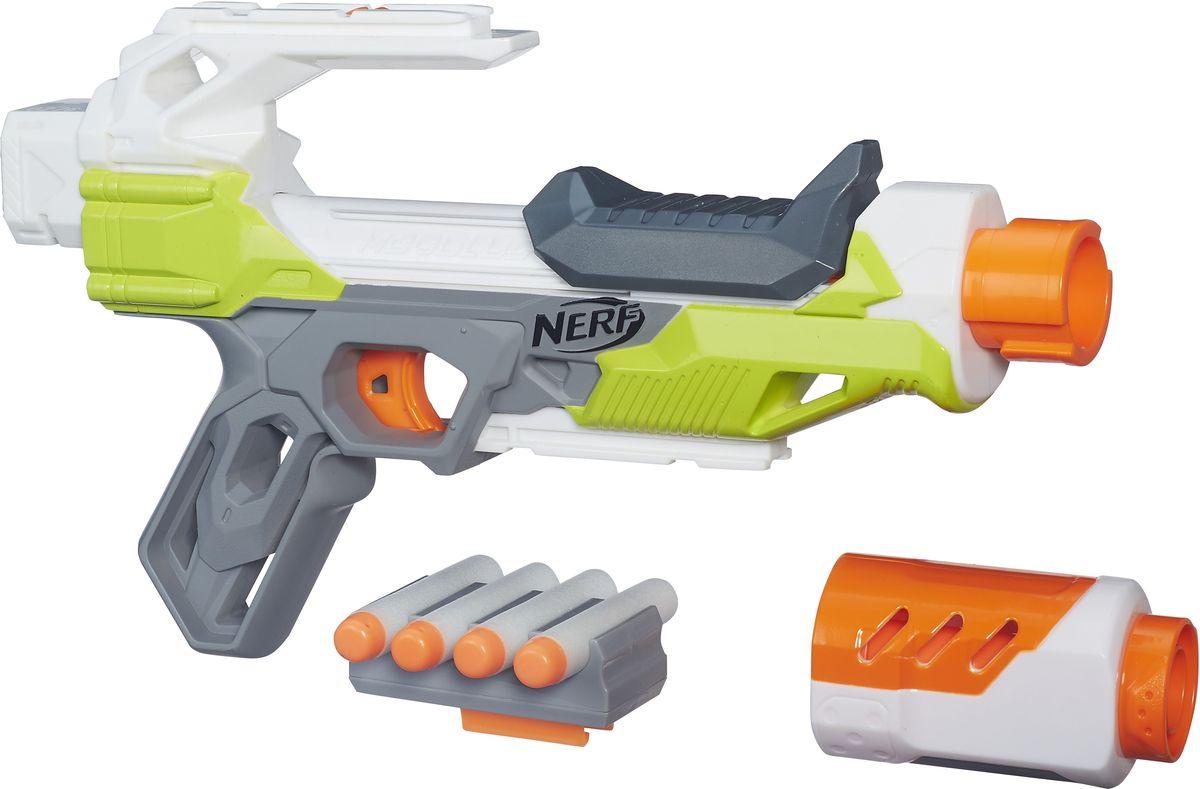 nerf бластер n strike elite quadrant Nerf Бластер N-Strike Modulus Ionfire