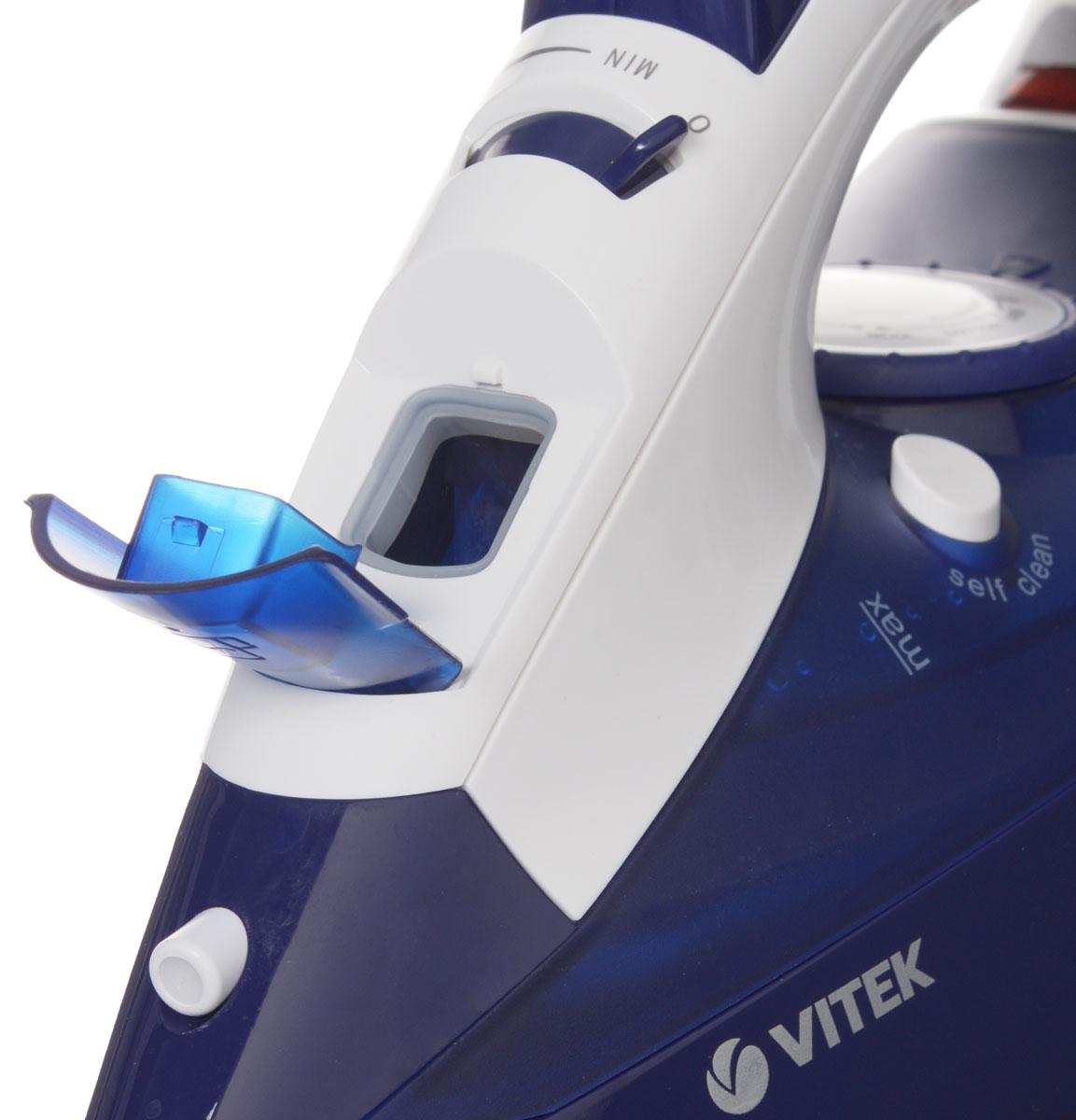 Утюг Vitek VT-1245P + мешок для стирки