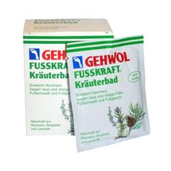 Gehwol Fusskraft Herbal Bath - Травяная ванна для ног 10*20 гр ванна для ног polaris pmb 1006