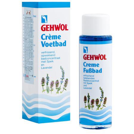 Gehwol Creme Fussbad - Крем-ванна для ног Лаванда 150 мл gehwol gehwol крем ванна для ног лаванда 150 мл