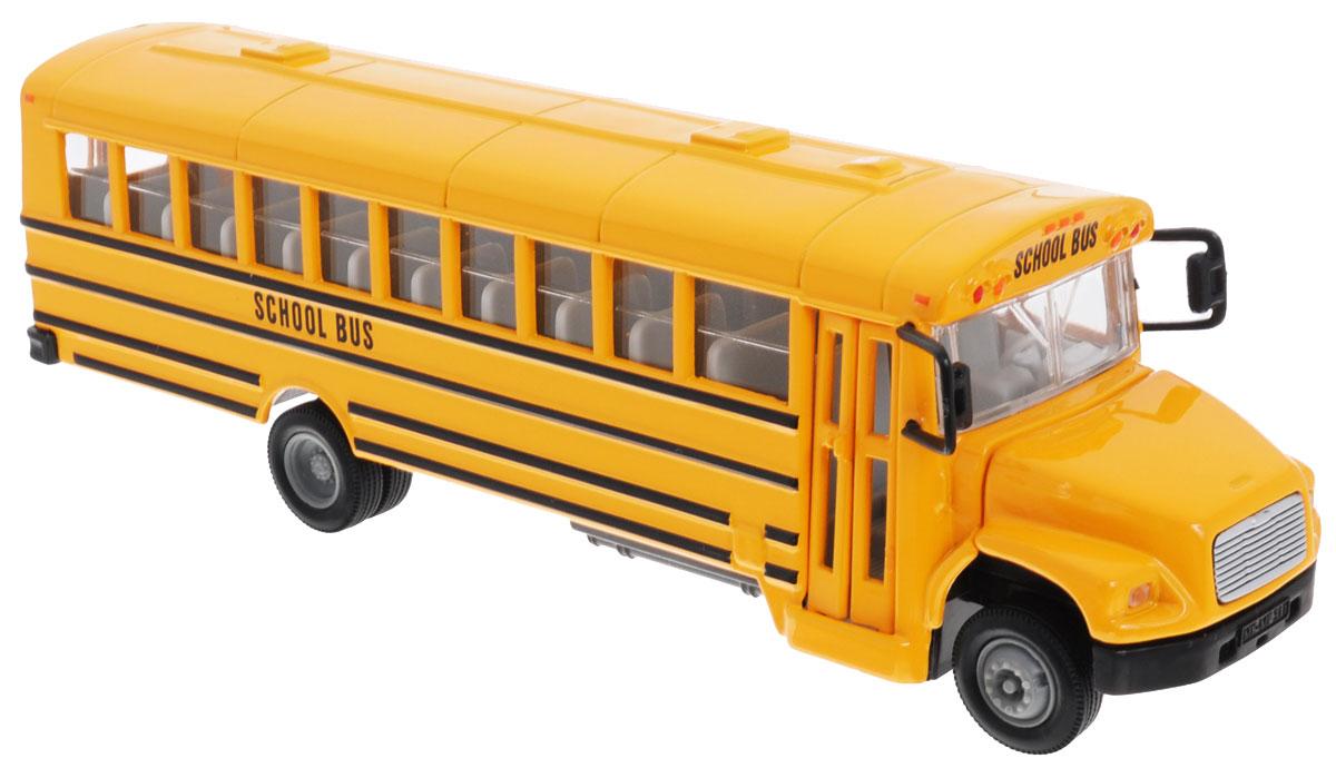 Siku Автобус US School Bus автобус наша игрушка автобус продавца голубой w034