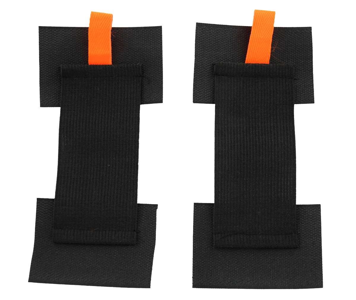 Карман багажный Masterprof, 13 х 7,5 см, 2 шт цена