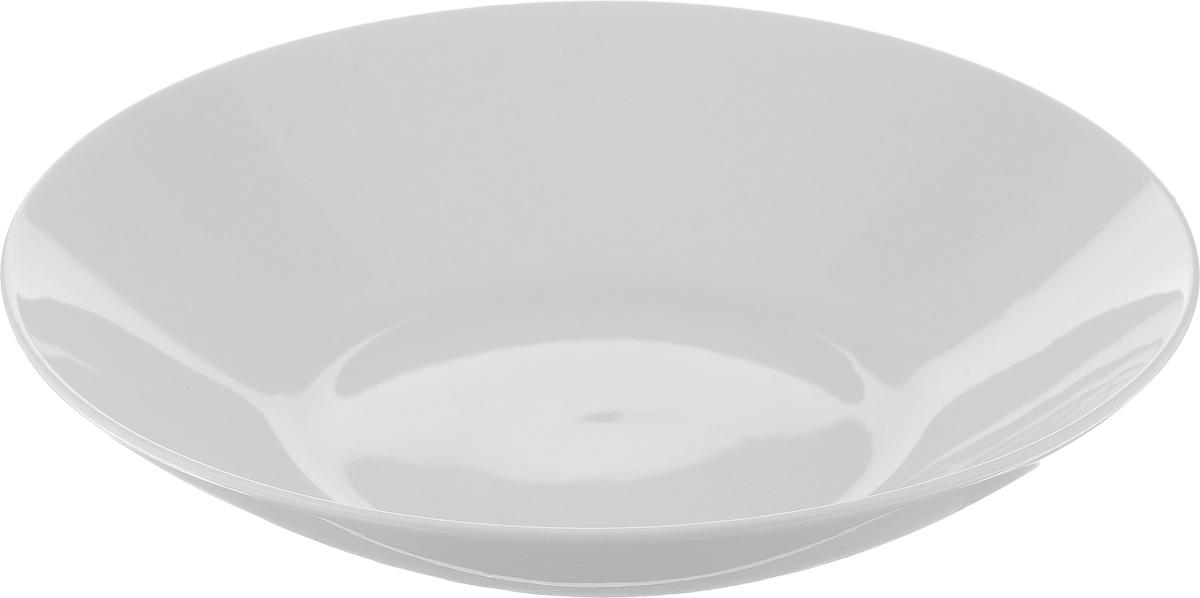 Тарелка глубокая Tescoma Crema, диаметр 22 см тарелка tescoma legend 385324