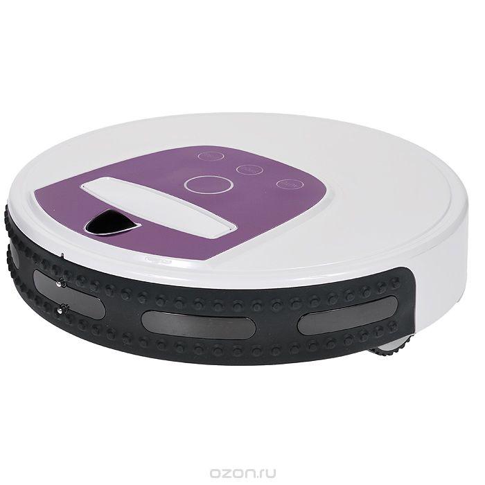 Робот-пылесос Xrobot XR-510D, цвет: белый