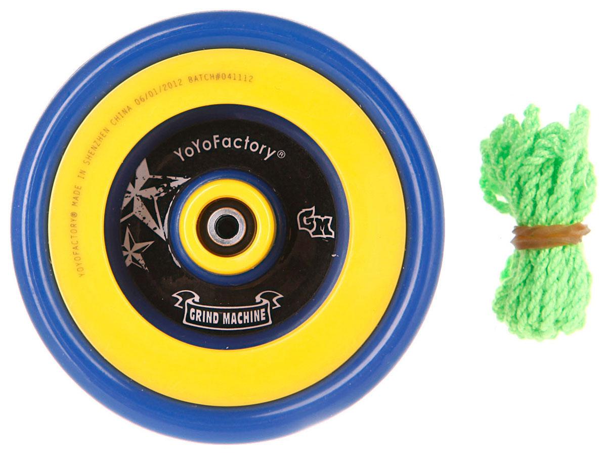 YoYoFactory Йо-йо PGM цвет синий желтый йо йо auldey yoyo